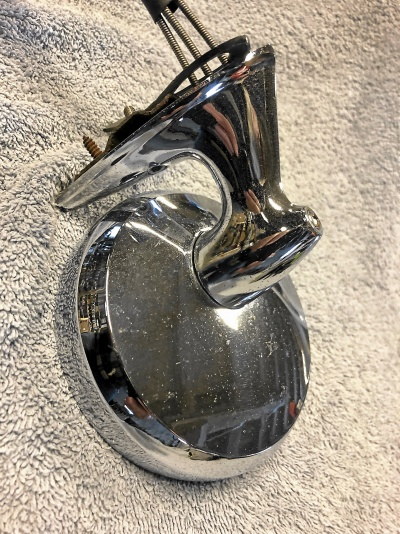 Remote Mirror 65-68 Pontiac & Buick