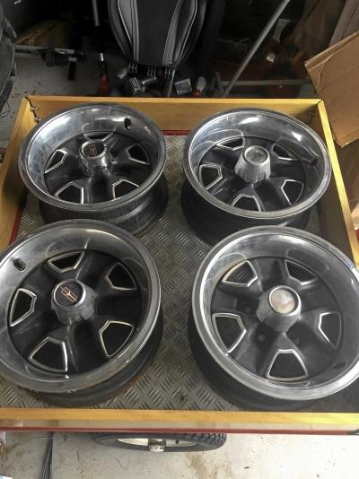 Oldsmobile ralleywheels