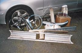 Inredningar motorer växellådor automat