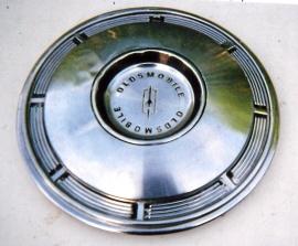 1 st kapsel till Oldsmobile Cutlass -67
