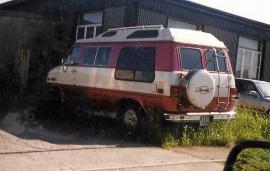 Chevrolet Van Hitop