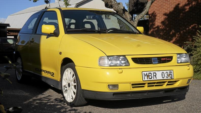 Seat Ibiza Cupra 2 GTI 16v