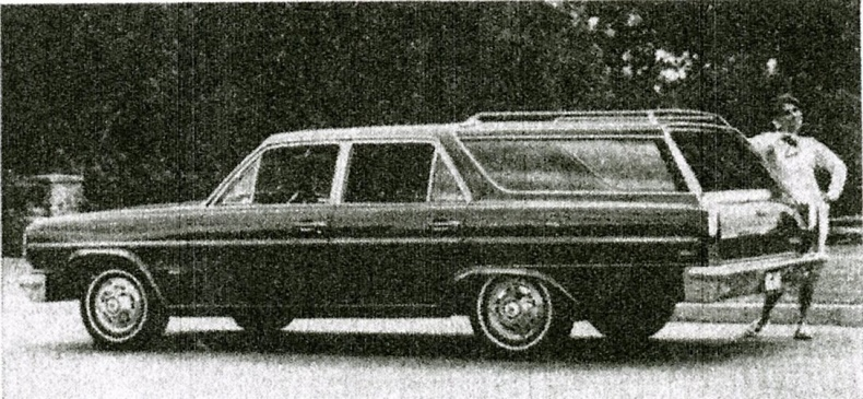 Rambler Classic 660