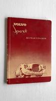 Instruktionsbok Volvo Sport