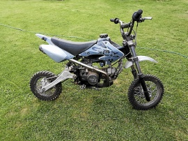 Fiddy MX125