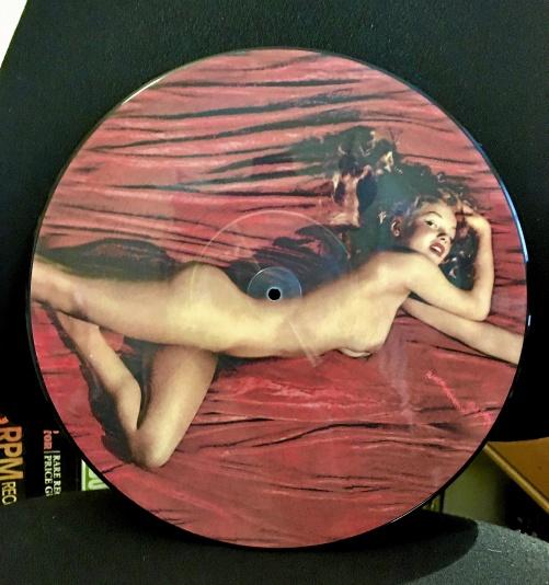 Marilyn nude
