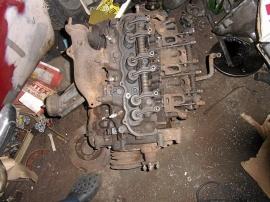 Granada 6 cyl motor