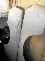 2 skärmar till VW 1500/1600