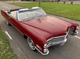 mobile_Cadillac De Ville Convertible