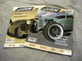 Gasoline Magazine Nr.1 och Nr.6 2006