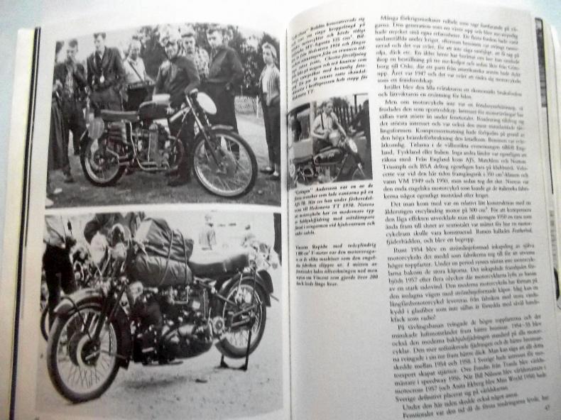 Motorcykeln