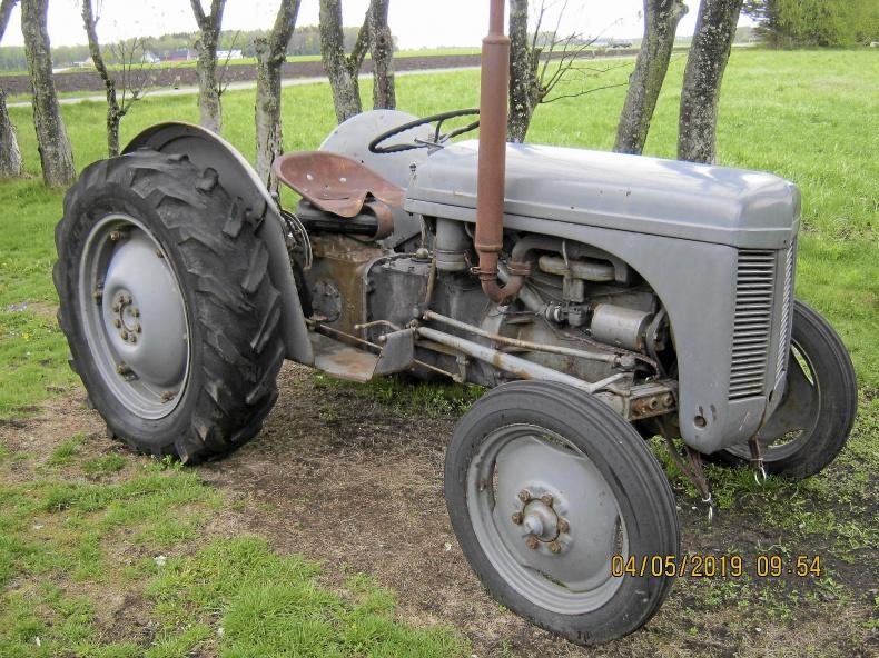 Ferguson Tea20 1951