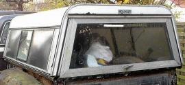 Delar från Chevrolet pickup 1986 4x4