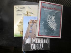 Fartyg, Andrea Doria m.fl.