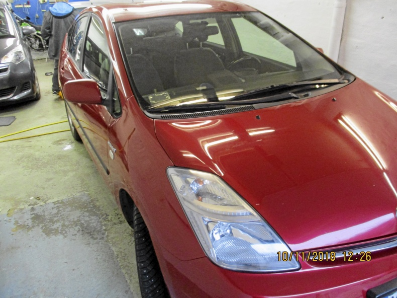 Toyota Prius Hybrid automat