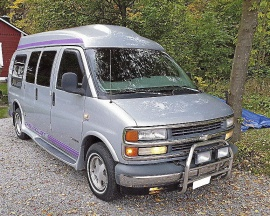 mobile_Chevrolet Van 1500 Hightop Mark III