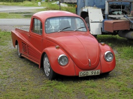 VW Pickup Especiale