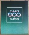 Broschyr Saab 900 Turbo 1979