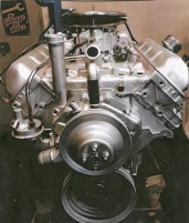 Motor till Oldsmobile 307