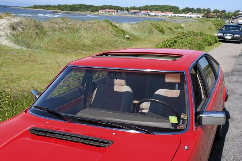 Rover SD1, helrenoverad