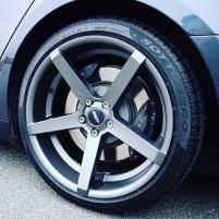 ABS Wheels fälgar