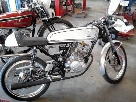 Honda 50 cc Roadracer