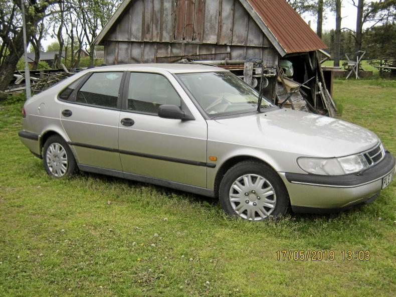 Saab 900 s NG