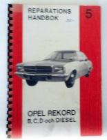 Opel Rekord 1966-77