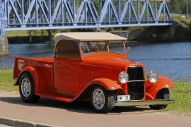 Ford Roadster Pickup
