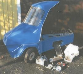 Forshaga moped