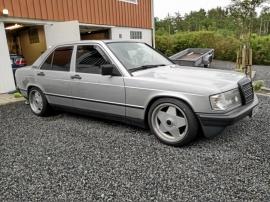 Mercedes-Benz 190E 2,0 automat