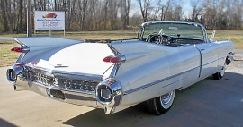 Cadillac Convertible Series 62