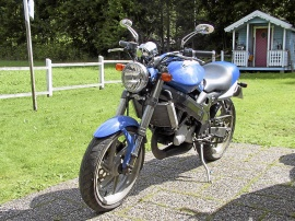 Cagiva N1 Planet 125 cc