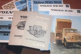 Litteratur Volvo LV