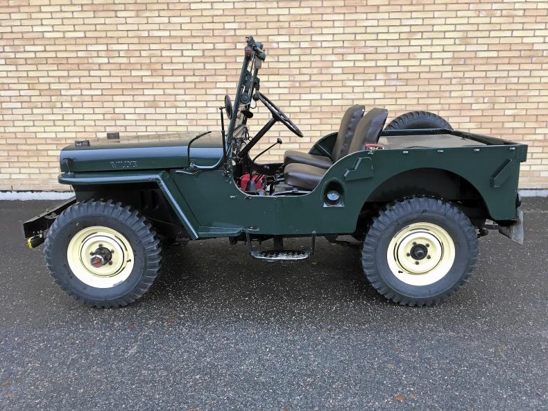 Willys Jeep CJ2A