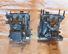 Weberförgasare 2-ports