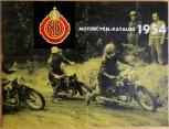 Broschyr NV Mc 1954