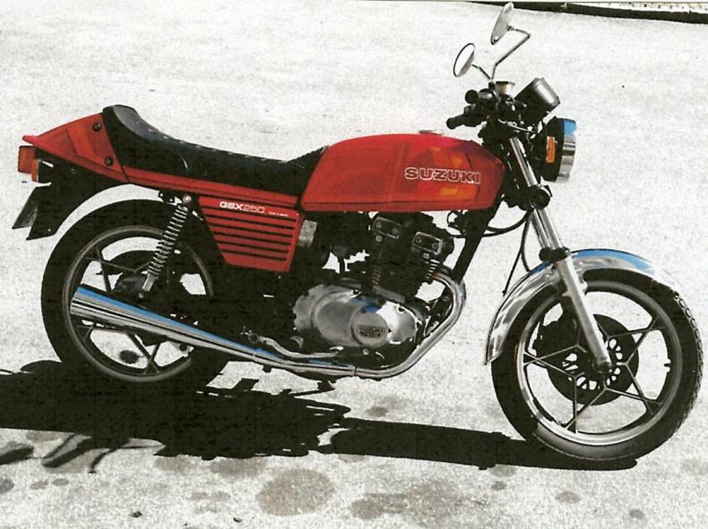 Suzuki GS 25X