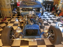 Ford T-23 Hot Rod 351W