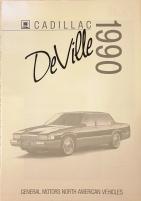 Cadillac DeVille 1990