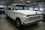 Ford F100 CUSTOM CAB LONGBED