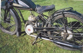 Husqvarna 120 cc reservdelskatalog
