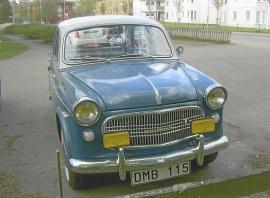 Fiat 1100 limousine