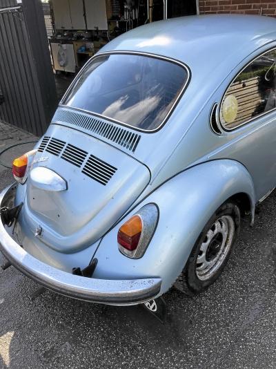VW Bubbla 1302 Jubileumsbil VM