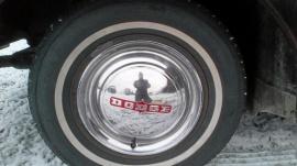 Navkapslar Dodge 1949-1950