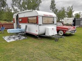 Kabe vagn säljes billigt renov.