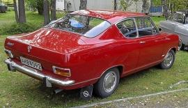 Opel Kadett B 1500 Coupé
