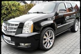mobile_Cadillac Escalade sport Luxury Platineum