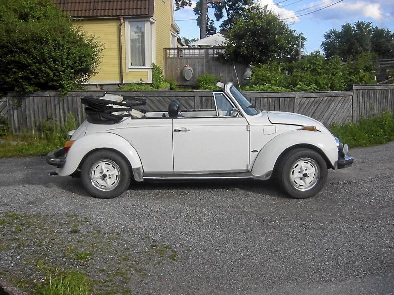 Volkswagen Typ 1 Karmann