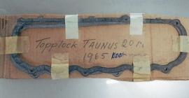 Topplock till Taunus 20M 1965